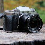 Fujifilm X-T3 Real View