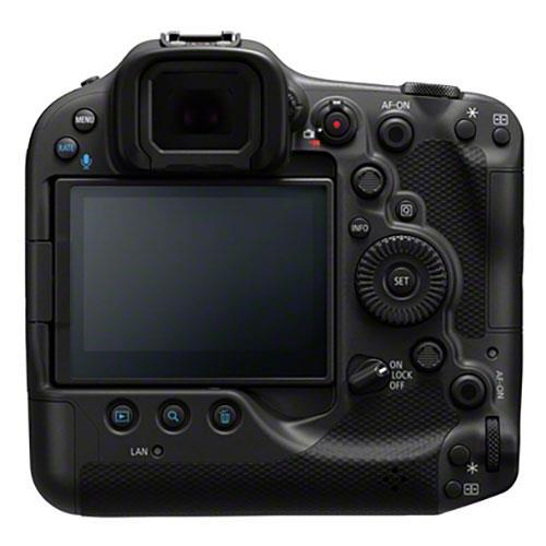 Canon EOS R3 Rear View
